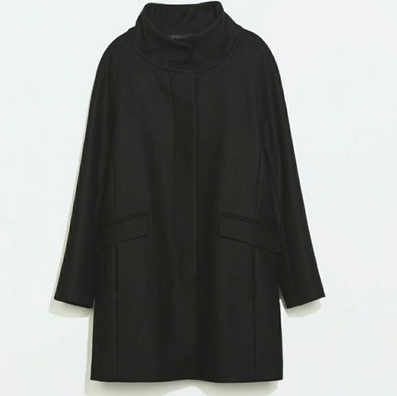 Donna amp; Coats Jackets Cappotto Zara Poshmark Coat 78vwqtgxg